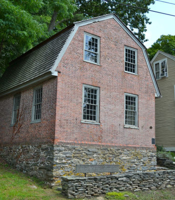 East District Schoolhouse 365 Washington Street circa 1789