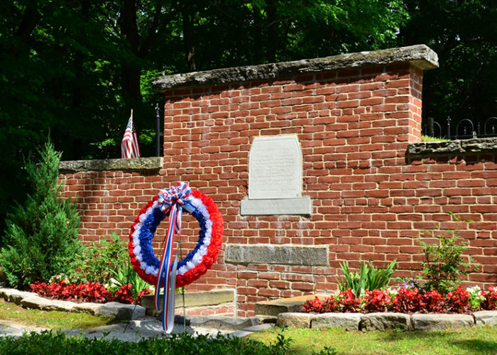 Huntington Tomb After