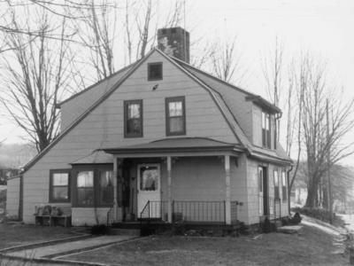 Calkins House circa 1982